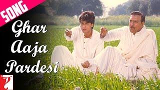 Ghar Aaja Pardesi - Song | Dilwale Dulhania Le Jayenge | Amrish Puri
