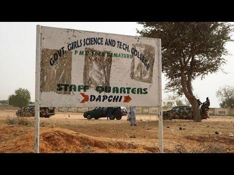 Xxx Mp4 5 Dapchi Girls Died In Boko Haram Hands Freed Girl Says 3gp Sex