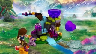 Emily Jones & the Baby Wind Dragon - LEGO Elves - 41171 - Product Animation