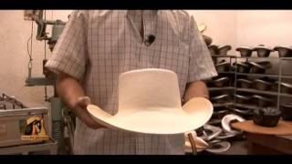 Como se Fabrica un Sombrero para el Campo - TvAgro por Juan Gonzalo Angel