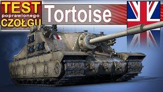 Tortoise po buffie - daje radę! - BITWA - World of Tanks