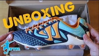 Unboxing - Warrior Skreamer S-lite Pro boots