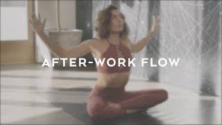 After-Work Yoga Flow with Morgan Haley