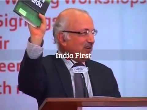 Pakistani says URDU is INDIA's Language. Search youtube: