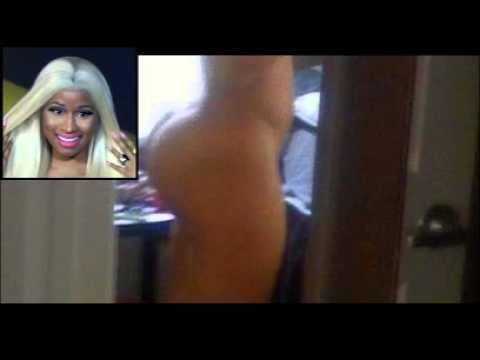 Nicki Minaj naked photos Dec. 2 2012