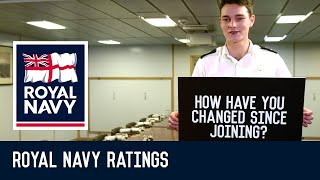 What's it like being a Steward in the Royal Navy?