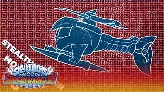 Mod Shop: Stealth Stinger l Skylanders Superchargers l Skylanders