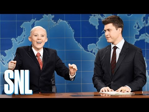 Weekend Update Jeff Sessions SNL