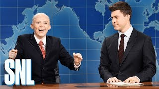 Weekend Update: Jeff Sessions - SNL