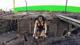 The Making of 'Wonder Woman' Featurette
