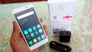 REDMI 4A (GOLD) UNBOXING HINDI | AMAZING FEATURE | PRICE + FULL REVIEW | ON HAND 2017
