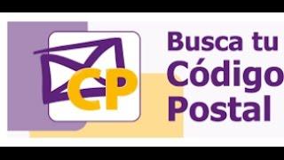 Como saber Código Postal en México