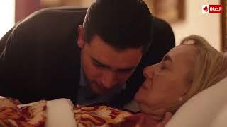 مشهد مؤثر جداً لـ هاني سلامة ... لما تخش على امك الاوضه تلاقيها ماتت #نصيبي_وقسمتك