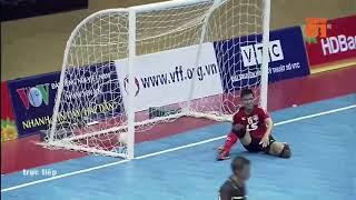 HIGHLIGHTS  Thái Sơn Nam 5-3 Thái Sơn Bắc   Vòng 1 Futsal HDBank VĐQG 2018