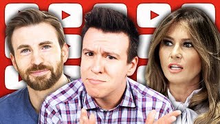 Fake Victim Exposed, Chris Evans Masculinity Defense, Trumpworld Outrage, & More...