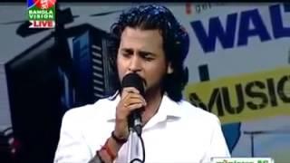 Abdul Karim New Song 2016   Ashik Bangla Live Tv Song  matir pinjira suna moyna