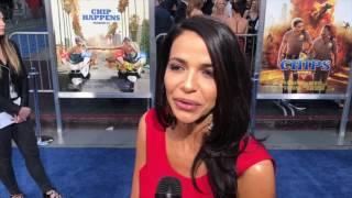 Vida Guerra talks CHIPS movie