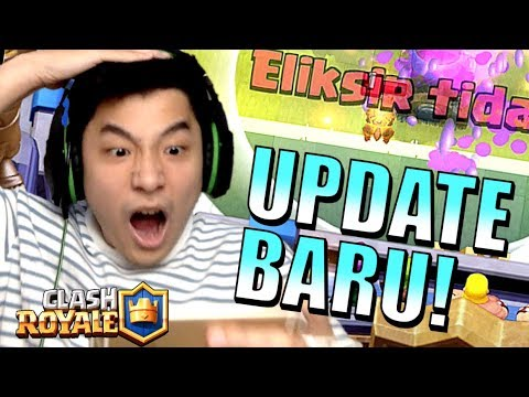 UPDATE BARU! GUE DITIKUNG SAMA LAVA PUPS!!! • Clash Royale Indonesia