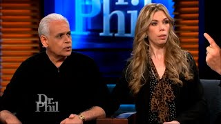 """Dr. Phil Asks Amy and Sammy About Their Behavior on """"Kitchen Nightmares"""""""
