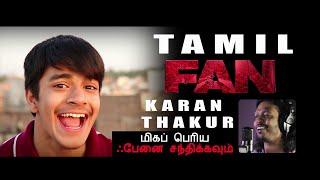 Tamil FAN Song Anthem | Takkara Fan | Tribute to SRK | Indore