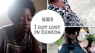 Vlog 8 - I got lost in Egbeda! | OmogeMuRa