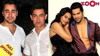 Aamir to produce film directed by Imran Khan | Varun calls Sonakshi