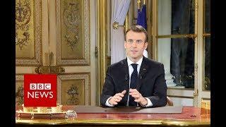 Macron:
