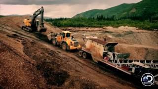 Stuck in the Mud? Got an Excavator Handy? | Gold Rush