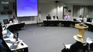Regular Meeting of the Board of Education for MUSD - 1/23/17