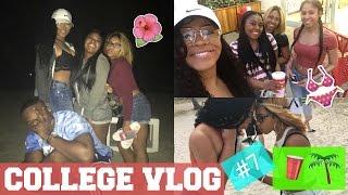 College Vlog #7 | Miami Spring Break Part: 1
