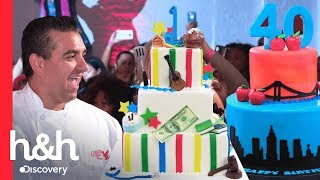 Los mejores pasteles de cumpleaños | Cake Boss | Discovery H&H