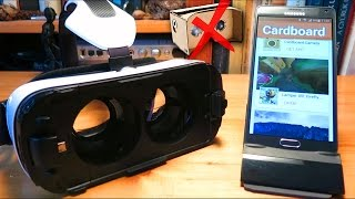 How to use Google Cardboard on the Samsung Gear VR – Oculus Software turn off without root
