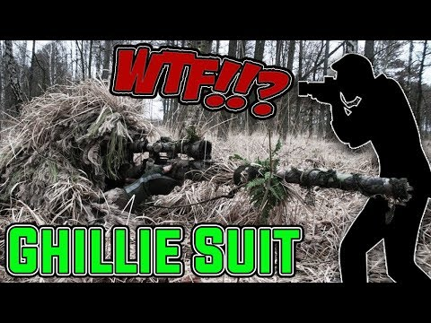 Xxx Mp4 HOW IS THIS POSSIBLE Invisible Ghillie Sniper Gets His Picture Taken 3gp Sex