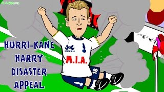 💨HURRI-KANE SWEEPS THROUGH NORTH LONDON💨 (Tottenham vs Arsenal Derby)