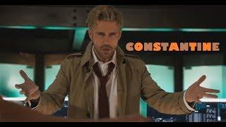 John Constantine Magic Scenes   Arrow