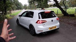 The Most Expensive VW GOLF R I've EVER Seen!