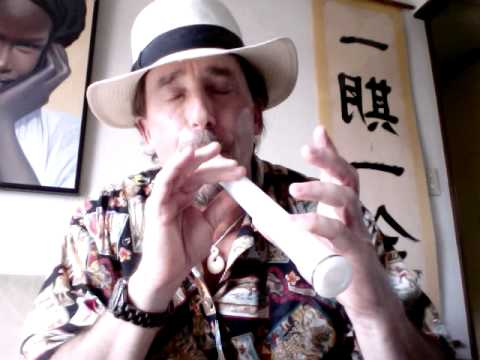 Xaphoon Pocket Sax Demo Lesson 2 Playing a Scale