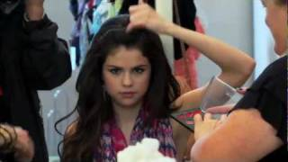 Behind the Scenes Dream Out Loud Photoshoot