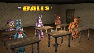 SFM: FNAF   Balls
