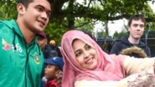 আয়ারল্যান্ডে তাসকিনকে পেয়ে একি করলেন এই তরুণীরা!!! Taskin Ahmed | Bangladesh cricket team |BD Sports