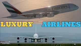 Luxury airlines - for billionaires - super best top cool - vip business flight - music - SCREENSHOTZ