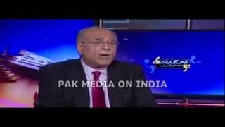 INDIA HAS LOT OF INTERNATIONAL CLOUT   NAJAM SETHI ON Kulbhushan Jadhav