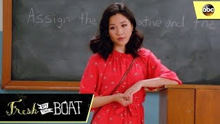 Jessica the Debate Teacher - Fresh Off The Boat 3x21