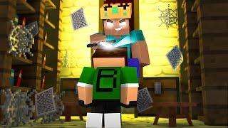 Minecraft: ELE MANDA EM MIM ?! - (Bawk Bawk Battles)