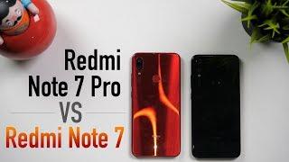 Redmi Note 7 (Indian Unit): PUBG   Camera   Battery Comparison with Redmi Note 7 Pro
