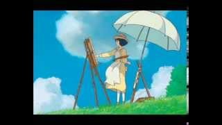 久石譲 - Joe Hisaishi -  Naoko Meguriai - [Kaze Tabinu]