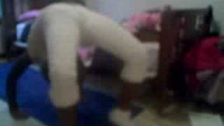 flexilble girls part 2(back bend,splits,and cart-wheel)