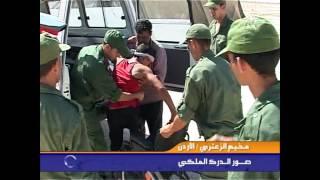 مستشفى ميداني مغربي بالأردن لإغاثه السوريين