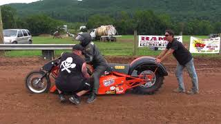 Nitro Harley Dirt Drags