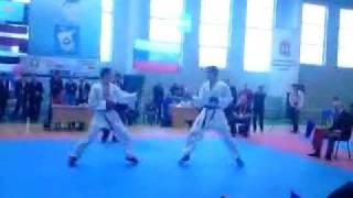 Алиев - Олешко - Кубок Мира - финал